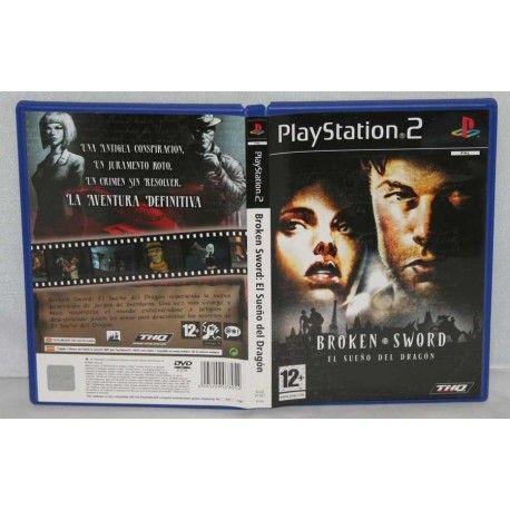 Broken Sword III: El sueño del dragón PS2