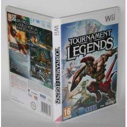 Tournament of Legends Wii