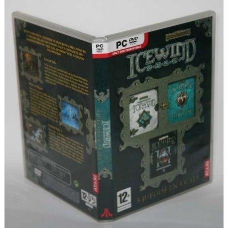 Icewind Dale 3 Juegos en 1 caja PC