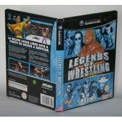 Legends of Wrestling GameCube