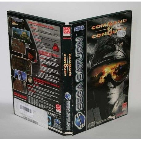Command & Conquer Sega Saturn