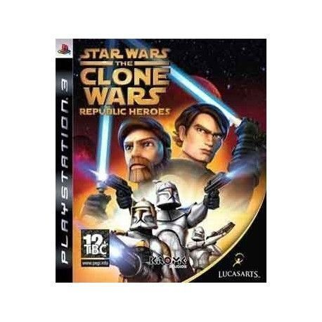 Star Wars The Clone Wars: Héroes de la República PS3