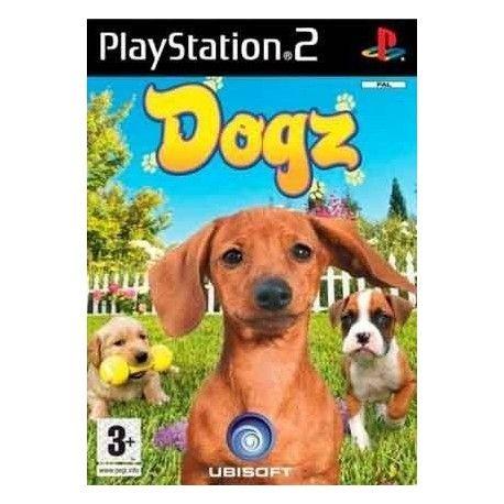 Dogz: Diviértete con más perros PS2