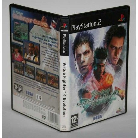 Virtua Fighter 4: Evolution PS2
