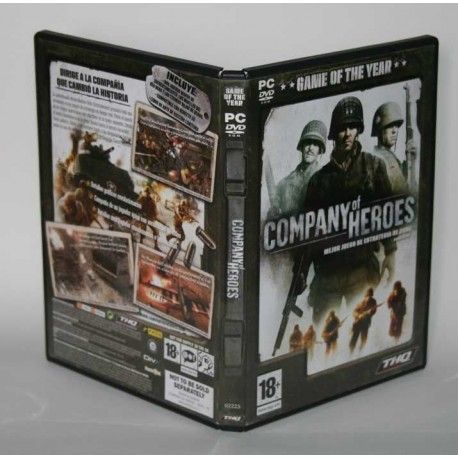 Company of Heroes Game of the Year PC