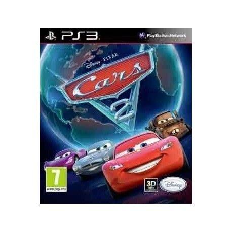 Cars 2 El Videojuego PS3