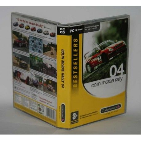 Colin McRae Rally 04 PC