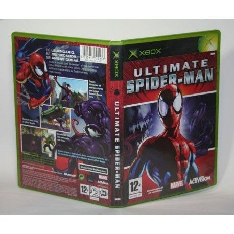 Ultimate Spider-Man Xbox
