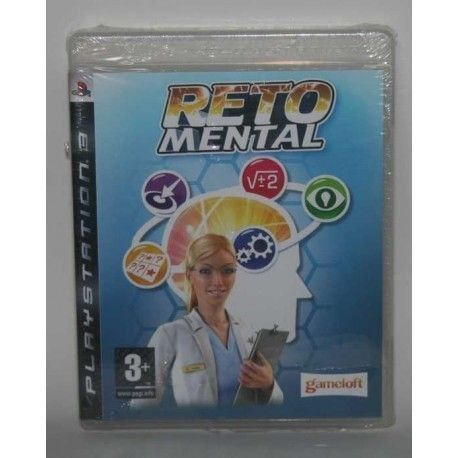Reto Mental PS3