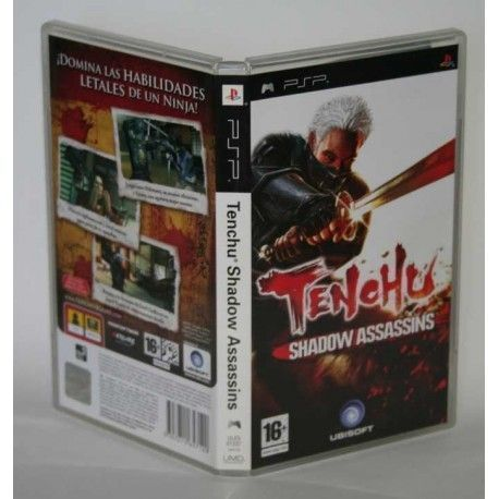 Tenchu: Shadow Assassins PSP