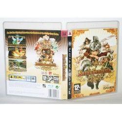 Battle Fantasia PS3