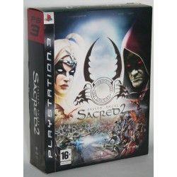 Sacred 2: Fallen Angel Edicion Coleccionista PS3