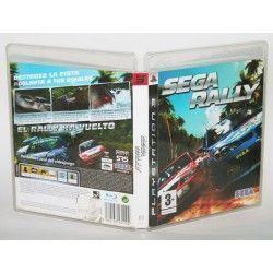SEGA Rally PS3