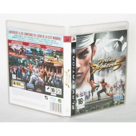 Virtua Fighter 5 PS3