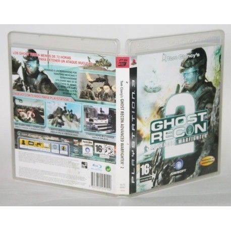 Tom Clancy's Ghost Recon: Advanced Warfighter 2 PS3