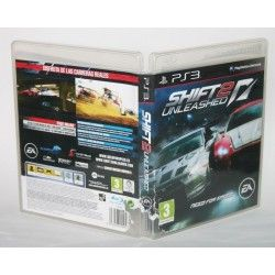 Need for Speed: Shift 2 Unleashed PS3
