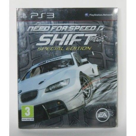 Need for Speed SHIFT Special Edition PS3