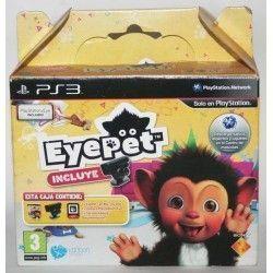 EyePet + Cámara PS3