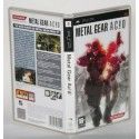 Metal Gear Acid PSP