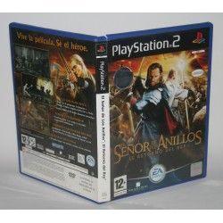 El Señor de los Anillos: El Retorno del Rey PS2