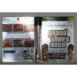 Grand Theft Auto Doble Pack Xbox