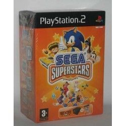 Sega Superstars + Eye Toy PS2
