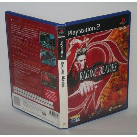 Raging Blades PS2