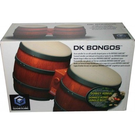 DK BONGOS Gamecube