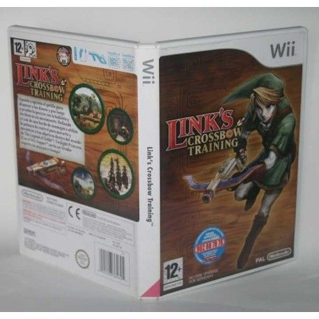 Link's Crossbow Training Wii