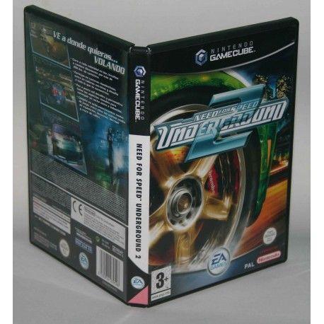 Need For Speed Underground 2 Gamecube