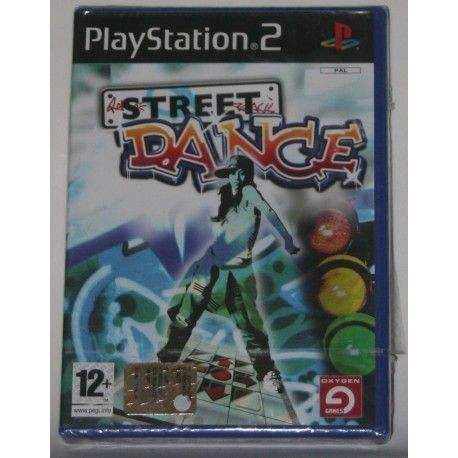 Street Dance PS2