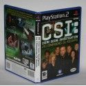 CSI Las 3 Dimensiones del asesinato PS2