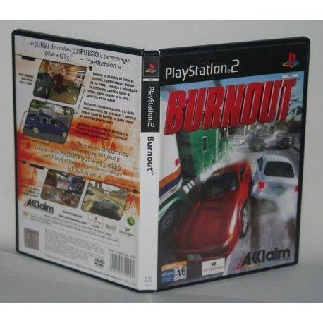 Burnout PS2