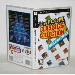 Capcom Classics Collection: Reloaded PSP