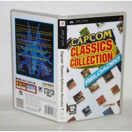 Capcom Classics Collection: Reloaded PSP