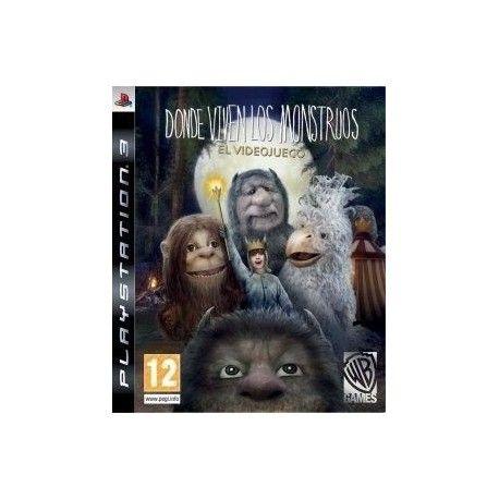 Dónde viven los monstruos: El videojuego PS3
