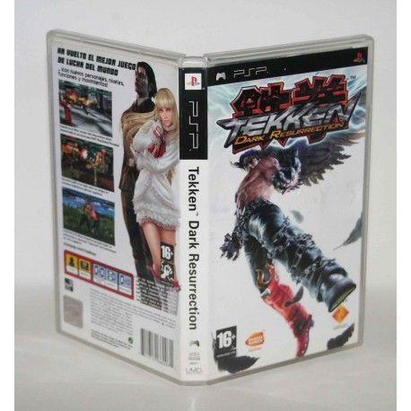 Tekken: Dark Resurrection PSP