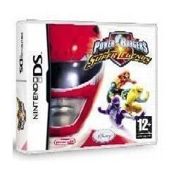 Power rangers super legends NDS