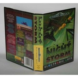 F-117 Night Storm Megadrive