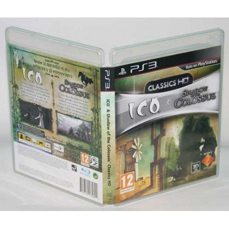 ICO & Shadow of the Colossus Classics HD PS3