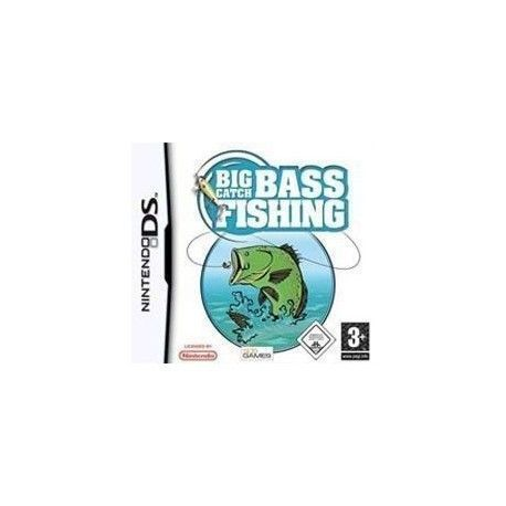 Big Catch: Bass Fishing Nintendo NDS