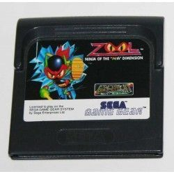 Zool: Ninja of the Nth Dimension Game Gear