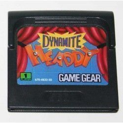 Dynamite Headdy Game Gear