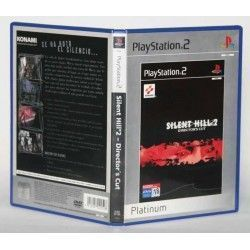 Silent Hill 2 Director's Cut PS2