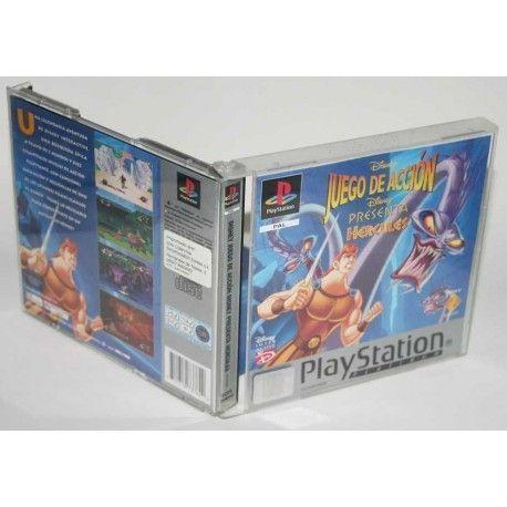 Disney Hercules PS1