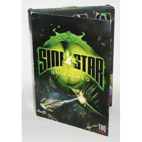 Sinistar Unleashed PC