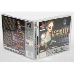 Tomb Raider III PS1