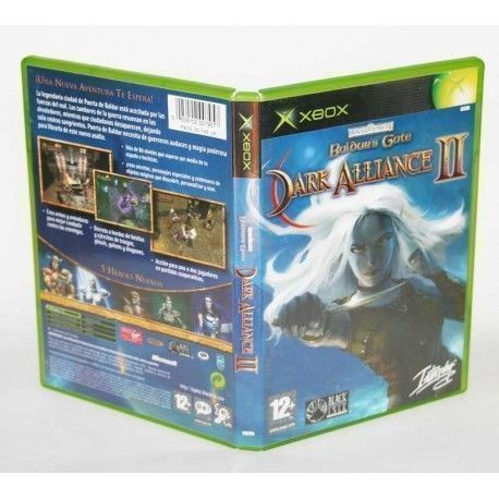 Baldur's Gate: Dark Alliance II Xbox