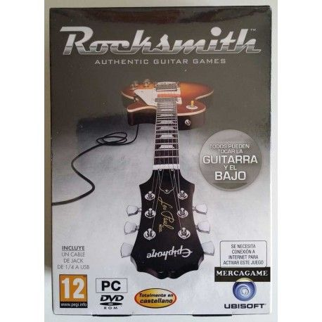 Rocksmith + Cable PC