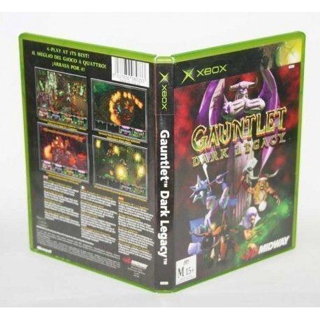 Gauntlet Dark Legacy Xbox